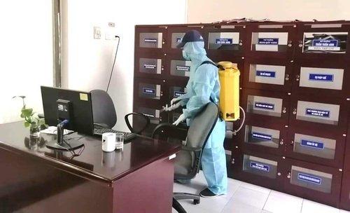 dịch vụ tiêu độc khử trùng