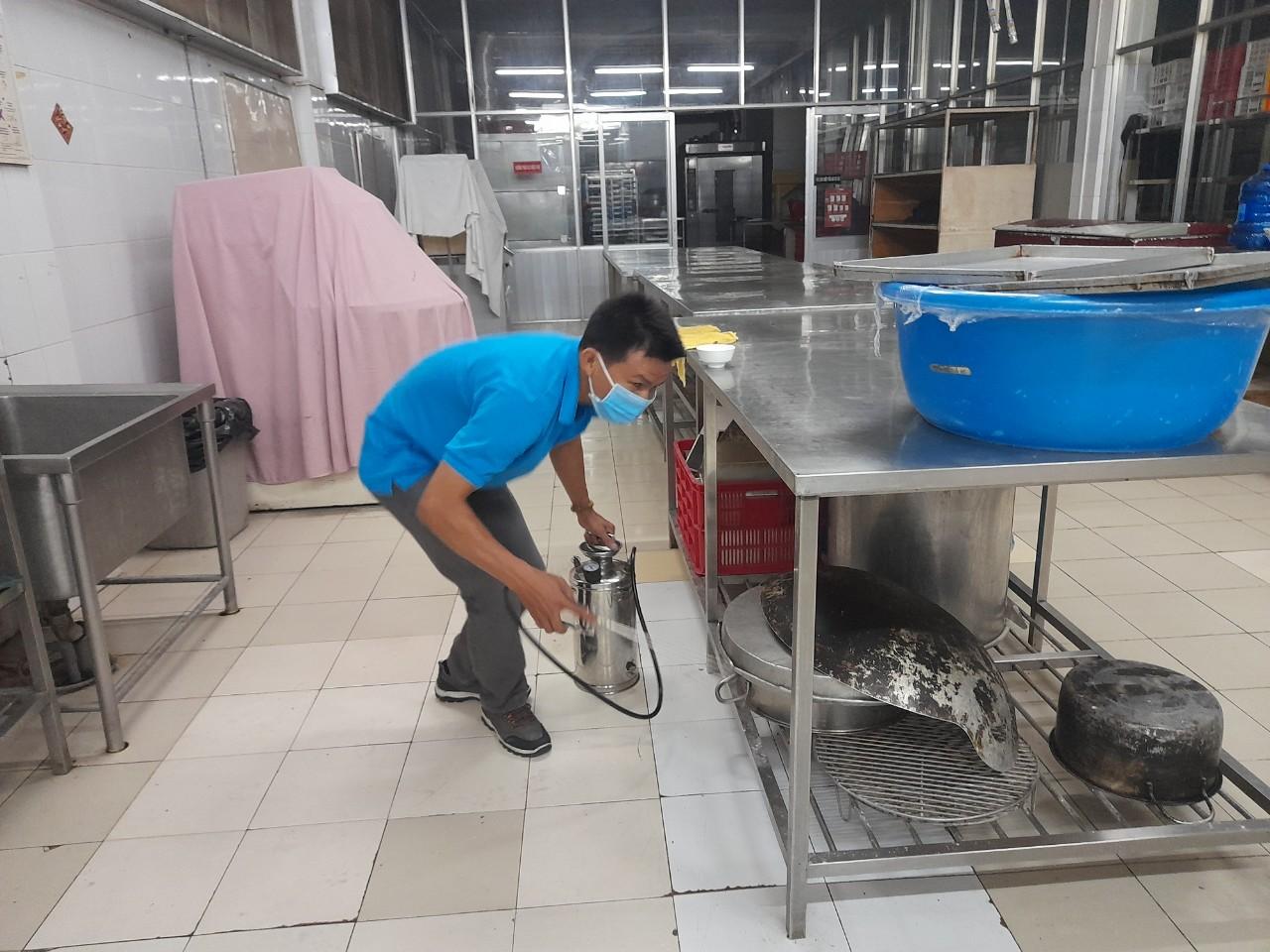 cty dịch vụ diệt chuột ở Đồng Nai