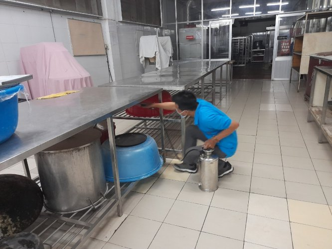 cty dịch vụ diệt côn trùng tại Long Thành