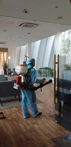 dịch vụ phun khử trùng diệt khuẩn nhà ở