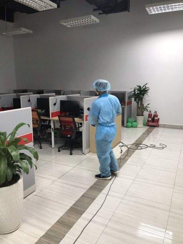 dịch vụ diệt muỗi tại Củ Chi