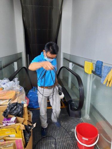 dịch vụ phun thuốc diệt bọ chét