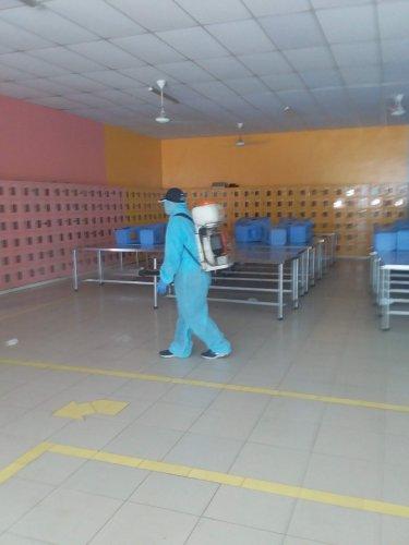 dịch vụ phun thuốc diệt muỗi tại Long An